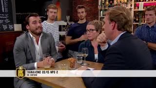 Vanavond in De Hofbar: Baudet neemt uitspraak 'beneden zijn waardigheid' terug