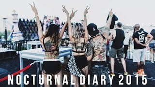 NOCTURNAL DIARY 2015