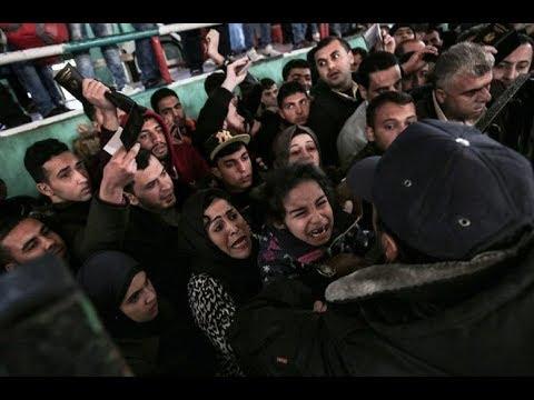 BREAKING: Gaza declares STATE OF EMERGENCY