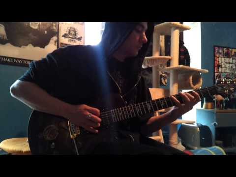 Opeth Beneath the Mire Guitar Cover(SOLOS INCLUDED)