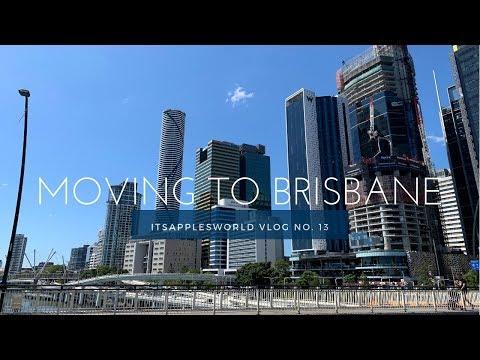 Moving To Brisbane, Australia L Vlog No. 13
