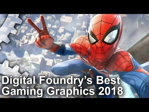 Digital Foundry's Best Gaming Tech Of 2018!