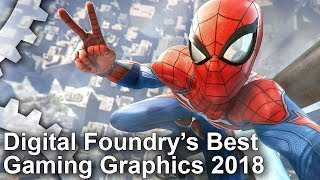 Download lagu Digital Foundry's Best Gaming Tech of 2018!