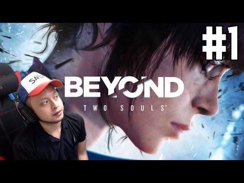 Perempuan Yang Mempunyai Kekuatan Aneh Beyond Two Souls Indonesia  Youtube