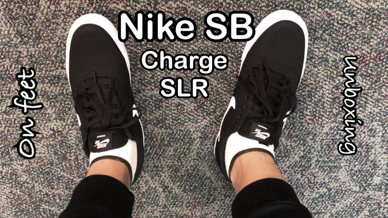 chaussure nike sb charge slr