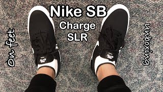 Nike SB Charge SLR | Unboxing and On Feet