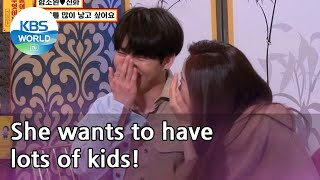 She wants to have lots of kids! (Unpredictable Fortunetellers) | KBS WORLD TV 210312