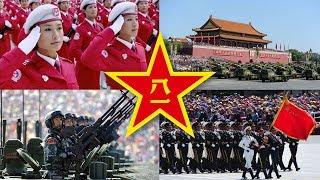 Quân ca Quân Giải phóng Nhân dân Trung Quốc (Version HD)