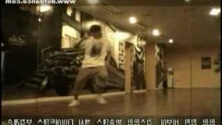 SS501 Deja Vu Dance Mirrored