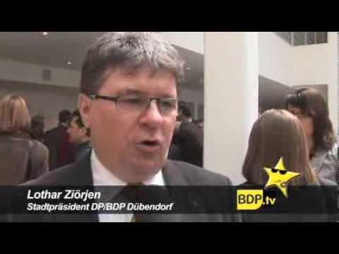 Neugründung der BDP Zürich - 2009