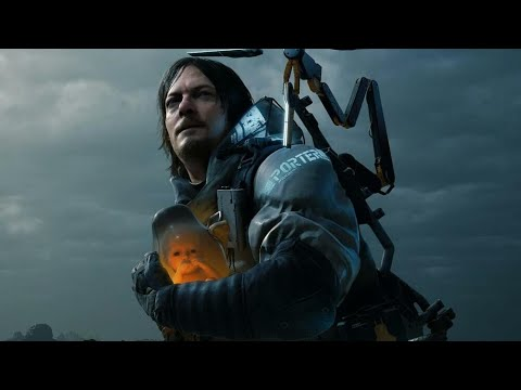 literally the wildest game i've ever played - death stranding |
