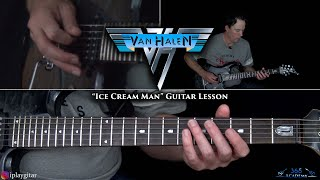 Van Halen - Ice Cream Man Guitar Lesson