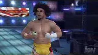 WWE Carlito Entrance PS3