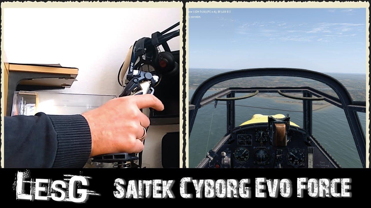 SAITEK EVO FORCE DRIVERS FOR WINDOWS 10