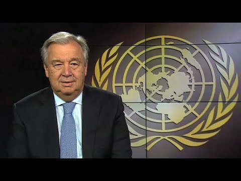 International Day for the Eradication of Poverty - Message from the UN Secretary-General