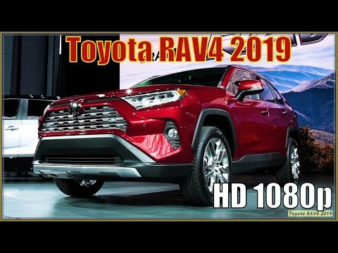 Toyota RAV4 2019 Review | Toyota's biggest seller seeks to hold its throne