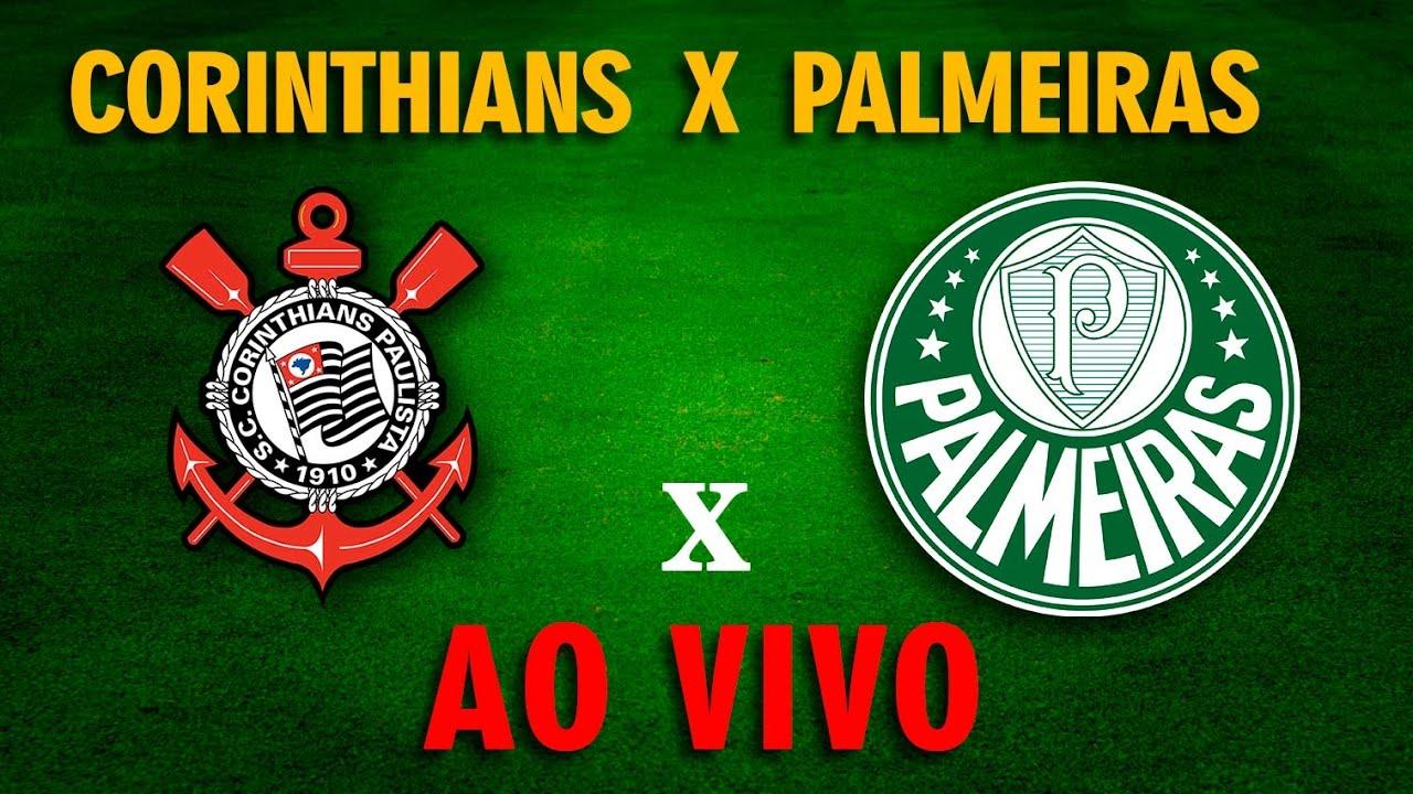 100 Assistir Corinthians X Palmeiras Ao Vivo Youtube