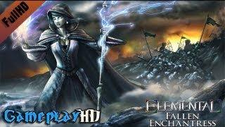 Fallen Enchantress Gameplay (PC HD)