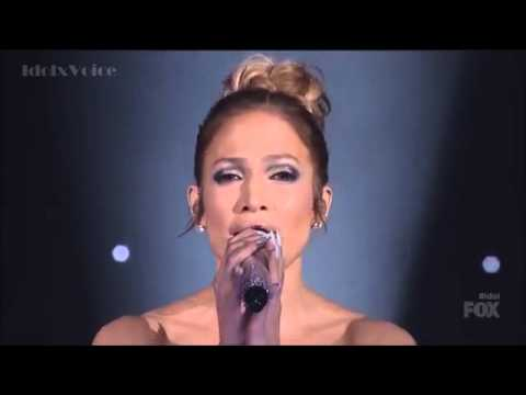 JLo Dress 2015 American Idol Feel The Light Home