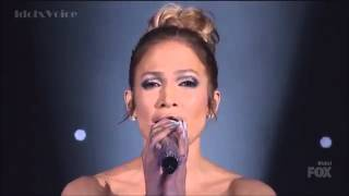 JLo Dress 2015 American Idol Feel The Light Home