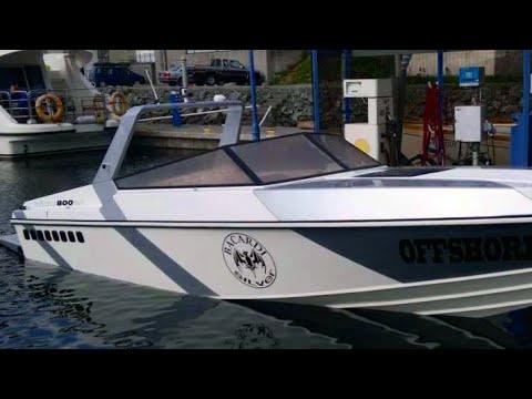Nimo offshore 27 Detroit diesel 6V53T
