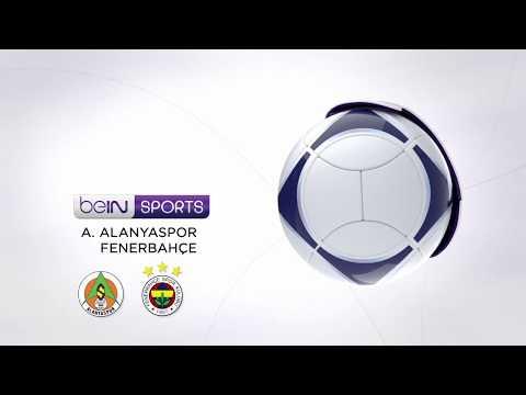 A. Alanyaspor 1 - 4 Fenerbahçe #Özet