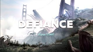 Defiance PS3 Gameplay (Feb 2018)