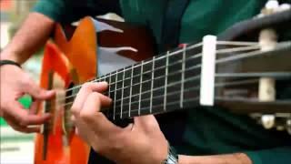 amr diab el leila instrumental (guitar cover) - عمرو دياب الليلة - موسيقى