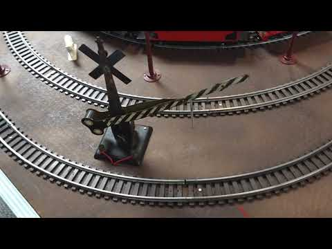 American Flyer Trains Pikemaster 4x8 Layout