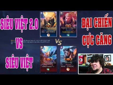 UTS Channels | Đại Chiến Siêu Việt 2.0 Với Siêu Việt | Sự Khác Biệt Hoàn Toàn ??