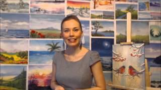 Приглашение на курс правополушарного рисования онлайн