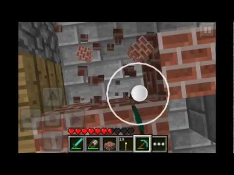 Minecraft pe how to clay brick youtube minecraft pe how to clay brick sciox Image collections