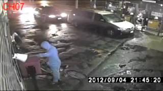 BX Gas station murder - New York Post