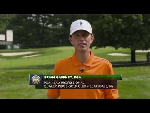 TNT PGA Championship Tip - Brian Gaffney - Chipping