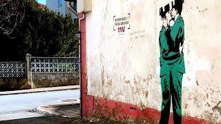 Lo sentimos: Banksy no estuvo en Ferrol