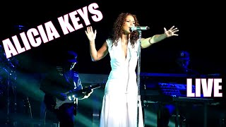 Alicia Keys - Try Sleeping With A Broken Heart - Montreal 02/28/2010