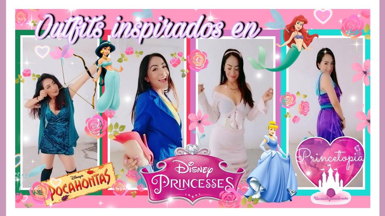 Download Outfits inspirados en princesas Disney  ❤️solo las mujeres entenderán esto ❤️