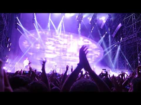 Fake Plastic Trees - Karma police - Radiohead - Firenze cascine - Visarno arena - 14/6/2017