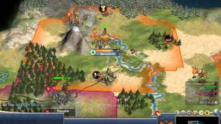 Civilization IV Strategy Walkthrough #3 Segment 1 - Hannibal