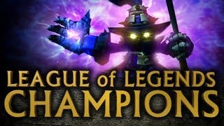 League of Legends Champions - Last Hitting/Farming Guide (Ep.04)