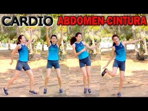 Baile para adelgazar abdomen y cintura