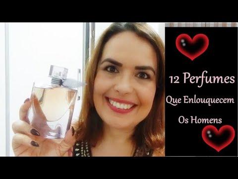 12 Perfumes Para Enlouquecer Os Homens