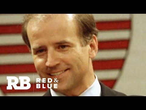 How CBS News covered Joe Biden's first run for president in 1988
