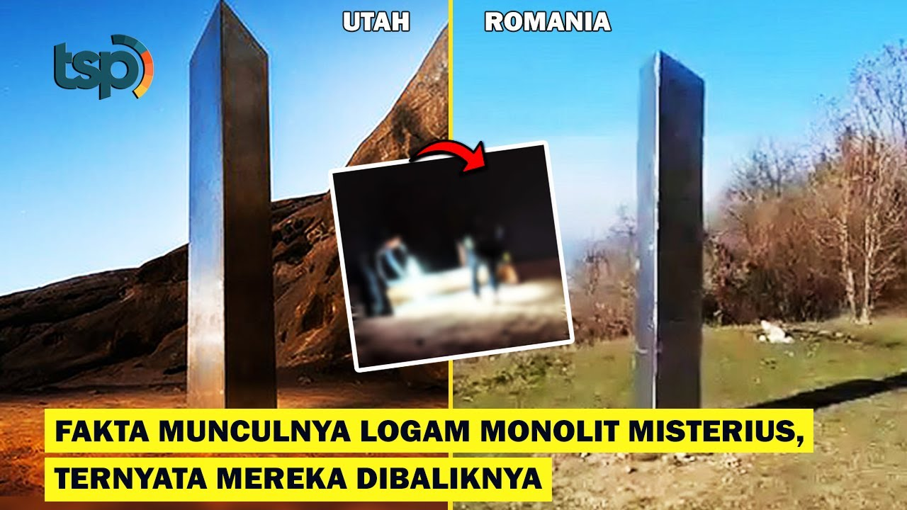 [ENG SUB] Facts Emerge About a Mysterious Metal Monolith