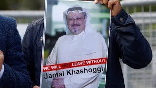 Rashid Khalidi on the U.S. Backing of Brutal Saudi Regime & the Disappearance of Jamal Khashoggi