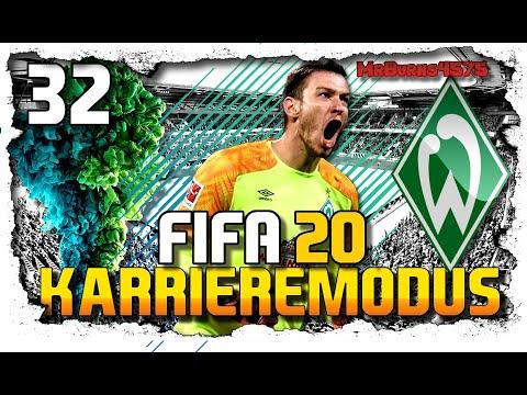 Er Startet Richtig Durch ⚽ Let´s Play FIFA 20 Karrieremodus WERDER BREMEN #32