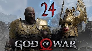 🔴 FIN DE LA REINA VALKIRIA??? - MAXIMA DIFICULTAD - GOD OF WAR - PARTE 24