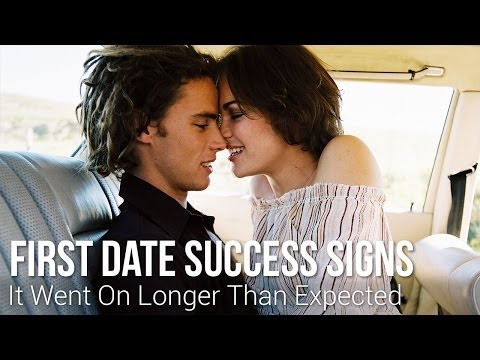 How to know if she likes you after first date