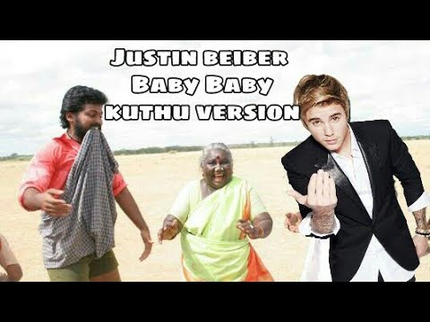 Justin beiber baby baby kuthu version|Tamil Kuthu version|Perfect sync