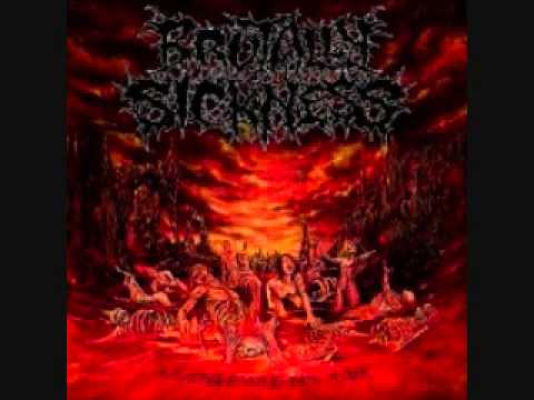 Brutally Sickness - Judgement Day (Indonesian Brutal Death Metal Compilation)